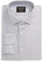 Nordstrom Trim Fit Non-Iron Check Dress Shirt