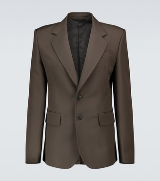 Lemaire Slim-fit single-breasted blazer