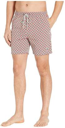 Psycho Bunny Whitby Swim Trunks (Slate) Men's Swimwear