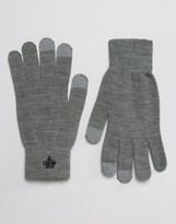 French Connection Touchscreen Gloves