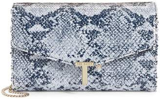 Ted Baker Johanaa Sequin-Embellished Convertible Clutch