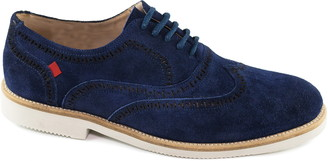 Marc Joseph New York Spring Street Pebbled Wingtip Oxford
