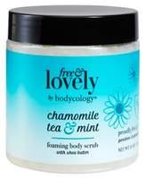 Bodycology Free & Lovely Chamomile Tea & Mint Foaming Scrub - 10.5 fl oz