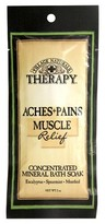 Village Naturals Therapy Mineral Bath Soak for Aches and Pains - Eucalyptus and Menthol