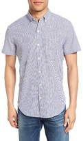 Bonobos Men's Slim Fit Print Sport Shirt