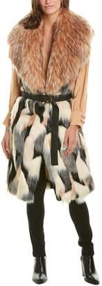 Elisabetta Franchi Coat Dress