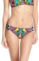 Trina Turk Women's Africana Hipster Bikini Bottoms