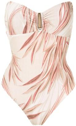 Mila Louise printed swimsuit