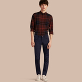 Burberry Slim Fit Japanese Stretch Denim Jeans
