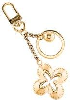 Louis Vuitton Brass Eclipse Keychain