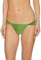 Vix Paula Hermanny Solid Matelasse Bikini Bottom