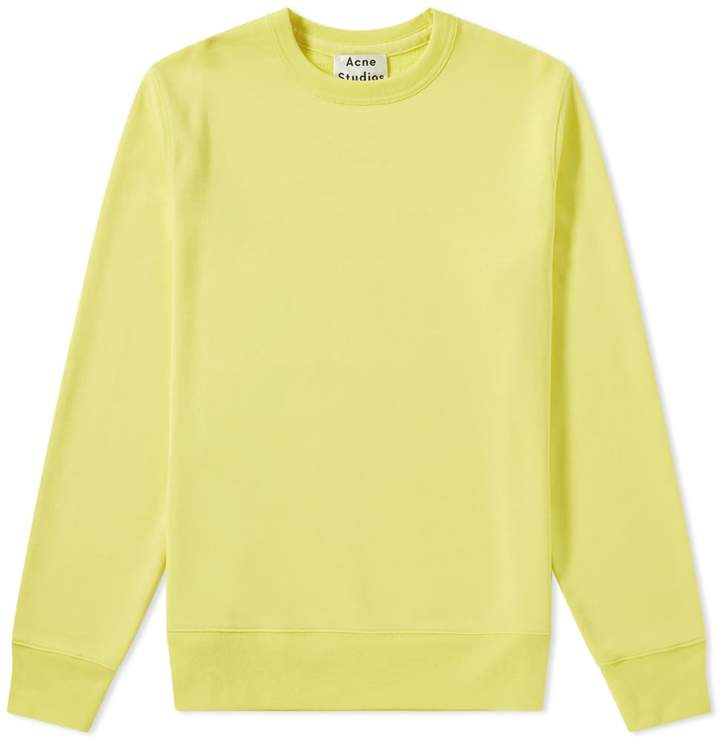 Acne Studios AS Embroidered Crew Sweat