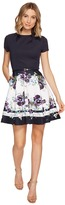 Ted Baker Stefh Enchantment Skater Dress Women's Dress