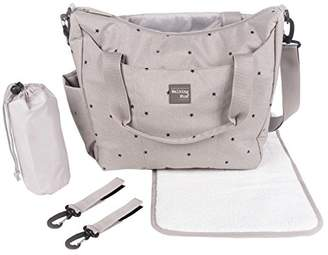 Walking Mum - Tote Bag with Changing Mat, Stone-Coloured