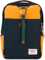 MASTERPIECE Master Piece contrast panel backpack