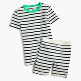 J.Crew Boys' pajama set in stripe