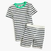 J.Crew Kids' pajama set in stripe