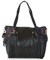 Lollipops ALIX GLITTER BUCKET SHOPPER Black