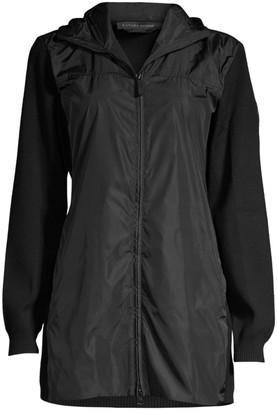 Canada Goose Windbridge Hooded Merino Wool Jacket