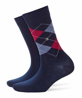 Burlington Women's Everyday 2-Pack W SO Socks
