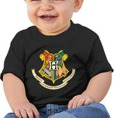 Atoggg Infants &Toddlers Baby's Harry Potter Hogwarts Logo T Shirts For 6