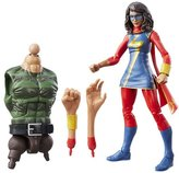 Spiderman Marvel 6-inch Legends Series Ms. Marvel. Ages 4 and up