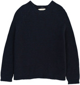 Sessun Wool, Angora and Cashmere Oversized Caldeira Pullover