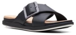 Clarks Cloudsteppers Women's Step JuneShell Flat Sandals Women's Shoes