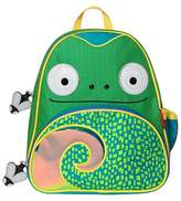 "Skip Hop SkipHop 11"" Zoopack Lizzard Kids Backpack - Green"