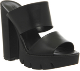 Office Paige Cleated 2 Strap Mule