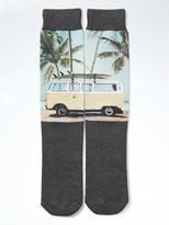 Banana Republic Printed Surf Sock