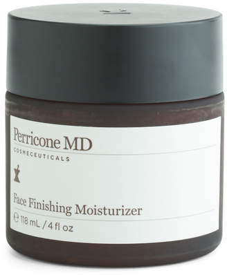 4oz Face Finishing Moisturizer In Amber Glass