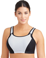 Glamorise Women's Adjustable Support Wire Sport Bra - Plus