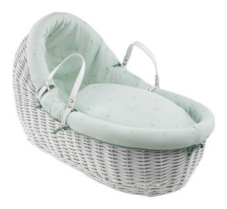 Clair De Lune Lullaby Stars Willow Bassinet