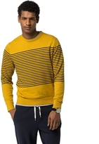 Tommy Hilfiger Wool Maritime Stripe Sweater