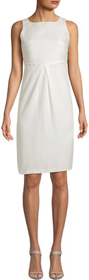 Max Mara Melodia Linen Sheath Dress