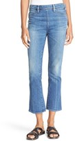 Elizabeth and James Women's Nerd Crop Jeans