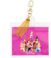 Disney Princess Pin Lanyard Pouch with Tassel