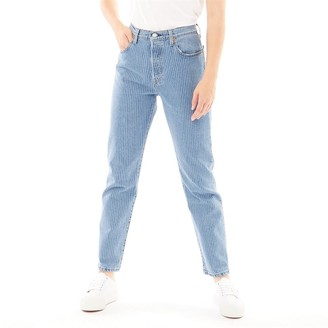 Levi's Womens 501 Crop Jeans Main Attraction