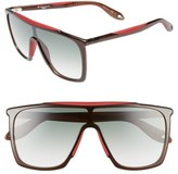 Givenchy 130mm Mask Sunglasses