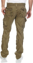 Superdry Cargo Pants, Military Green