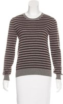 A.P.C. Cashmere Striped Sweater