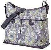 OiOi Hobo Diaper Bag - 2 Pocket Baroque Paisley by