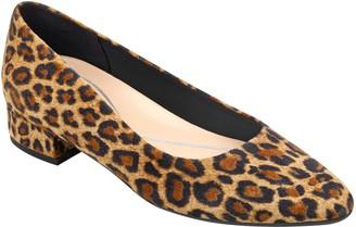 Easy Spirit Slip On Pointed Toe Dress Shoes - Caldise