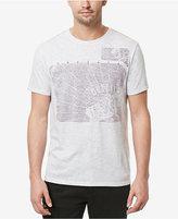 Buffalo David Bitton Men's Tilif Graphic-Print Logo T-Shirt