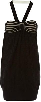 Fendi Black Cotton Dresses
