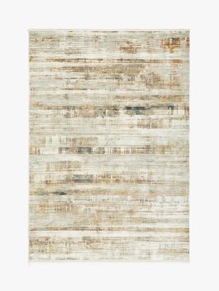 John Lewis & Partners Alora Rug, Gold/Silver, L340 x W240 cm