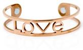 LA LUMEN - Love Cuff - Rose Gold