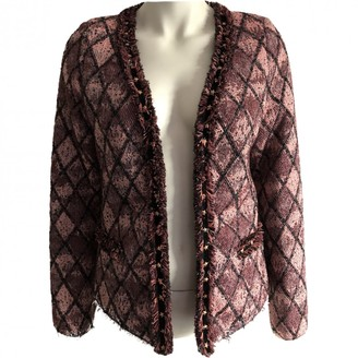 Maison Scotch Pink Jacket for Women