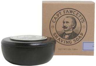 Captain Fawcett Shavin Soap In Wooden Bowl